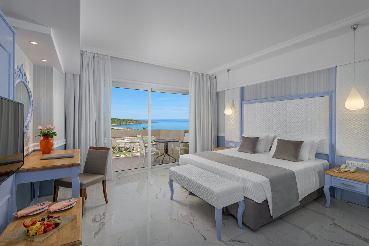 153 Junior Suite Sea View Rodos Palladium-X2